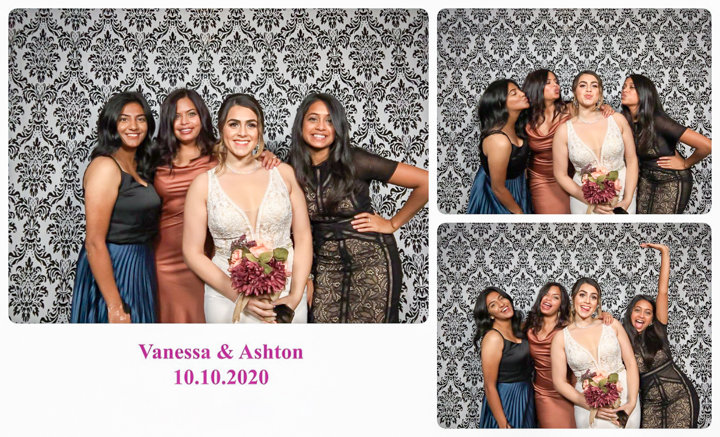 Vanessa and Ashton Photo Booth